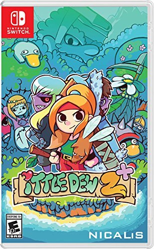 Nintendo Switch Ittle Dew 2+