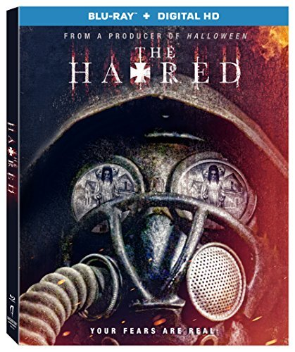 The Hatred Davenport Divoff Walker Blu Ray Dc R