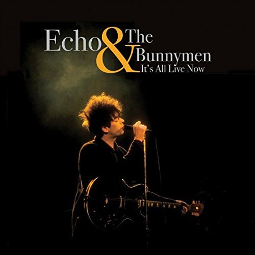Echo And The Bunnymen It's All Live Now