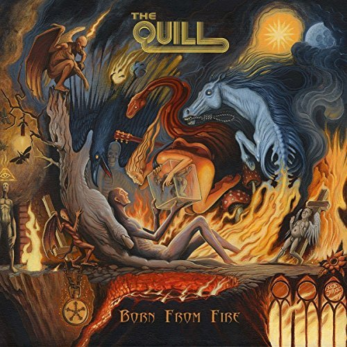Quill Born From Fire