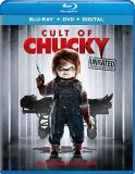 Chucky Cult Of Chucky Tilly Dourif Blu Ray DVD Unrated