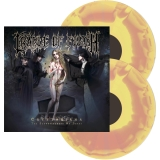 Cradle Of Filth Cryptoriana The Seductiveness Of Decay (pink Yellow Vinyl) Indie Exclusive Ltd To 300