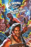 John Carpenter Big Trouble In Little China Escape From New York