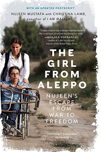 Nujeen Mustafa The Girl From Aleppo Nujeen's Escape From War To Freedom