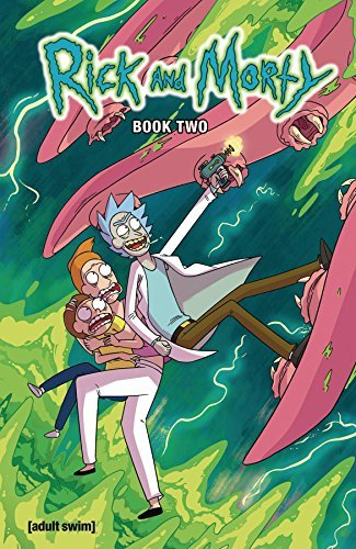 Tom Fowler Rick And Morty Book 2