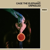 Cage The Elephant Unpeeled 140g Orange Vinyl Orange Scent Includes Download Insert