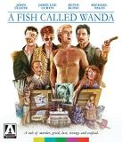 A Fish Called Wanda Cleese Kline Curtis Palin Blu Ray R