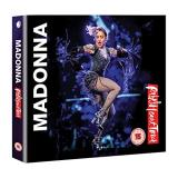 Madonna Rebel Heart Tour CD Blu Ray