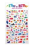 Itsy Bitsy Stickers Little Sea Life