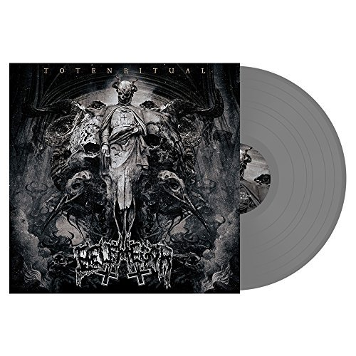 Belphegor Totenritual (grey Vinyl) Limited To 500