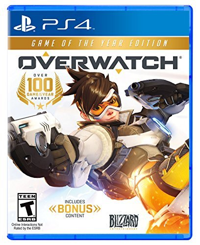 Ps4 Overwatch Goty Edition