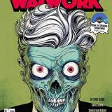 House Of Waxwork Issue No. 1 Comic + Color 7""