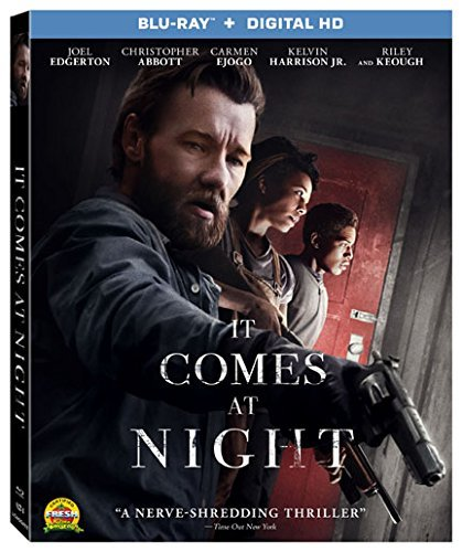 It Comes At Night Edgerton Abbot Keough Blu Ray DVD R