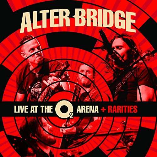Alter Bridge Live At The O2 Arena + Rarities 3xcd