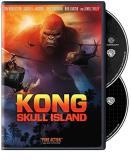 Kong Skull Island Hiddleston Jackson Larson Goodman DVD Pg13