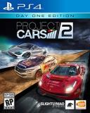 Ps4 Project Cars 2 (day 1 Edition)