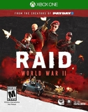 Xbox One Raid World War Ii