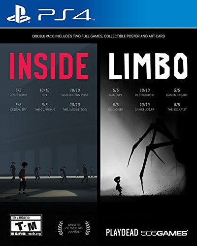 Ps4 Inside Limbo Double Pack