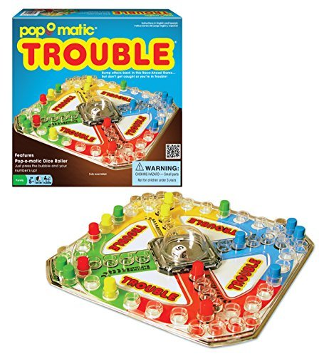 Game Classic Trouble