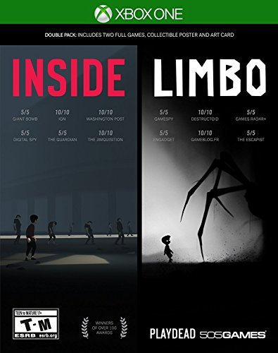 Xbox One Inside Limbo Double Pack