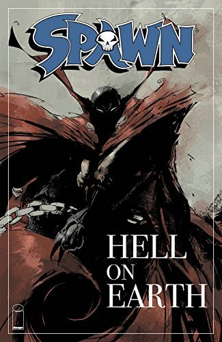 Todd Mcfarlane Spawn Hell On Earth