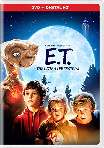 E.T. The Extra Terrestrial Barrymore Thomas Wallace Coyote DVD Dc Pg