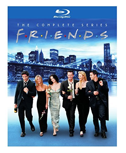 Friends The Complete Series Blu Ray