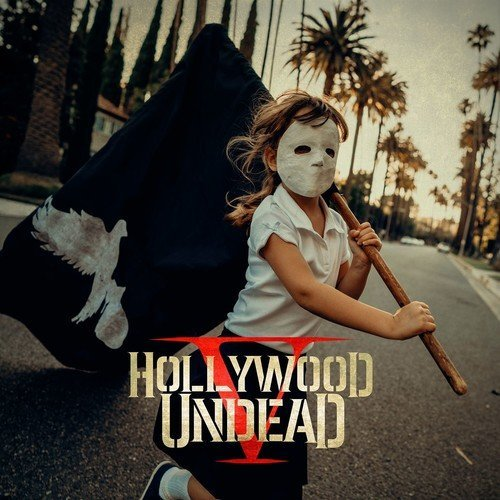 Hollywood Undead Five Explicit Version