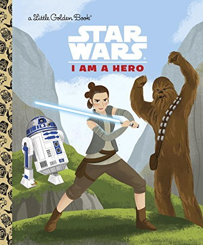 Golden Books I Am A Hero (star Wars)