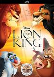 Lion King Disney DVD Signature Collection