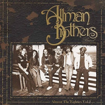 Allman Brothers Band Almost The Eighties Volume 2 Lp