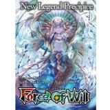 Force Of Will Cards New Legend Precipice Water Starter Deck
