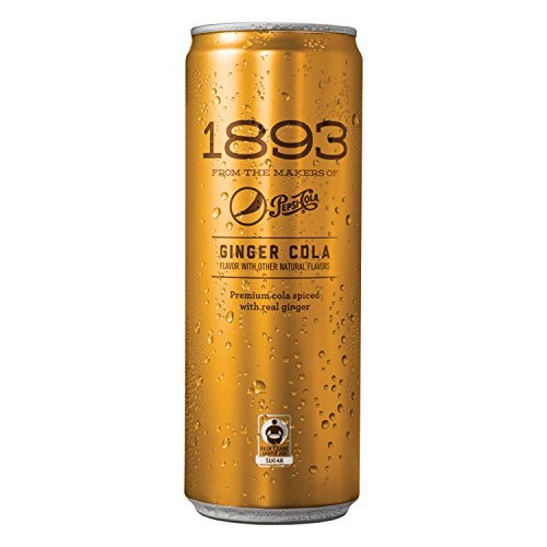 Beverage Pepsi 1893 Ginger Cola