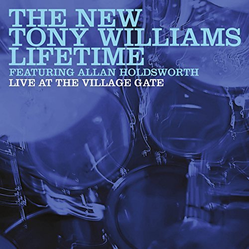 Tony Lifetime Williams Featuring Allan Holdsworth Live At The Village Gate Lp