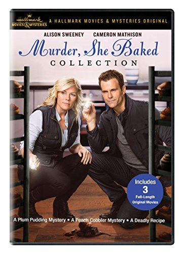 Murder She Baked Collection DVD