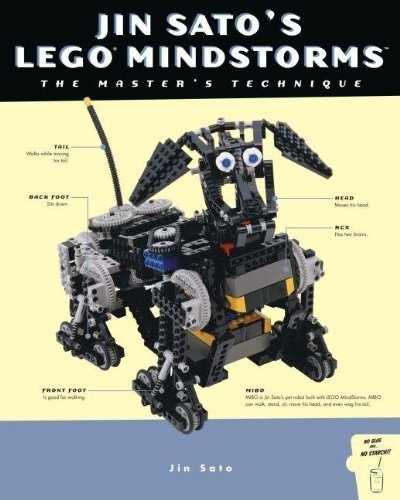 Jin Sato Jin Sato's Lego Mindstorms The Master's Technique