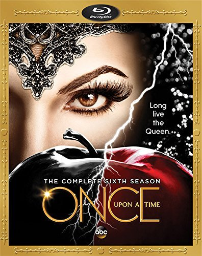 Once Upon A Time Season 6 Blu Ray