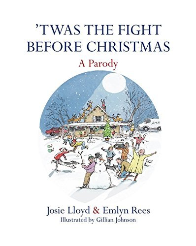 Emlyn Rees Twas The Fight Before Christmas A Parody