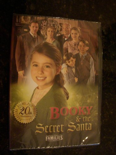 Booky & The Secret Santa Follows Marcus Welsh
