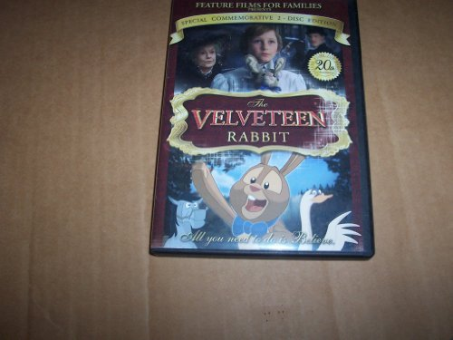 Velveteen Rabbit Velveteen Rabbit Special Commemorative 2 Disc Edi
