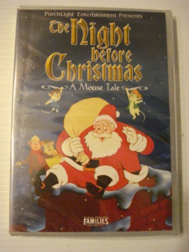 Night Before Christmas A Mouse Tale Night Before Christmas A Mouse Tale