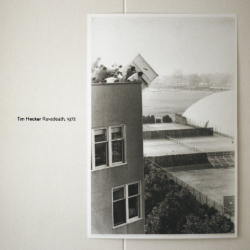 Tim Hecker Ravedeath 1972 2 Lp