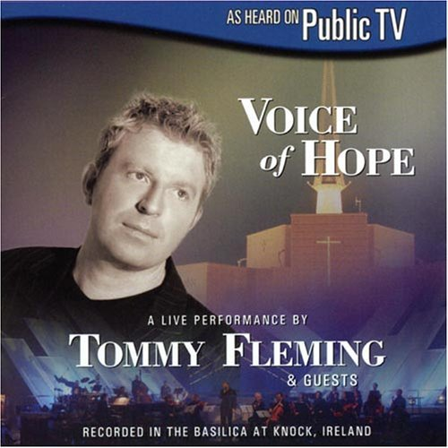 Tommy Fleming Voice Of Hope 2 CD Set