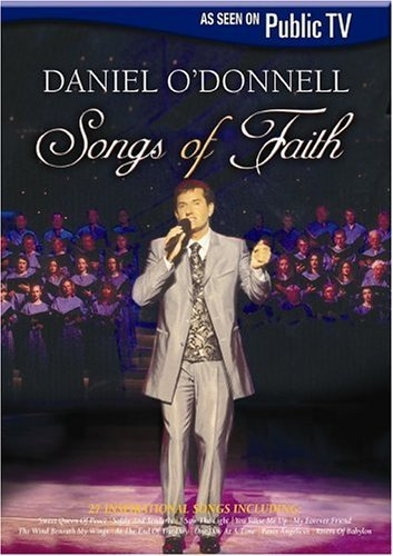 Daniel O'donnell Songs Of Faith