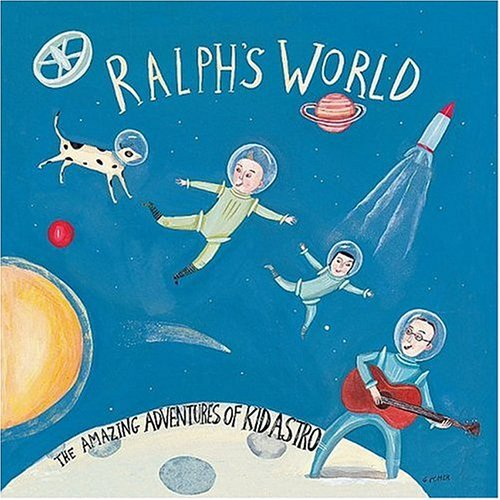 Ralph's World Amazing Adventures Of Kid Astr