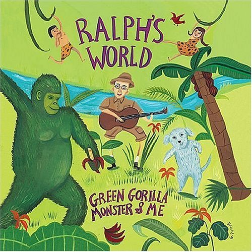 Ralph's World Green Gorilla Monster & Me