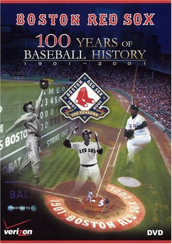 Boston Red Sox 100 Years Of Ba Boston Red Sox 100 Years Of Ba Clr Nr