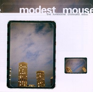 Modest Mouse Lonesome Crowded West Hdcd