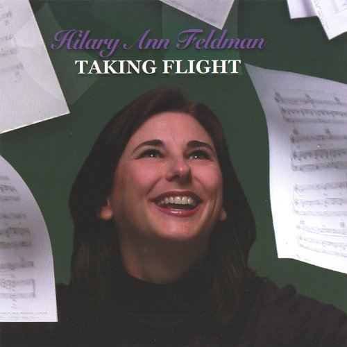 Hilary Ann Feldman Taking Flight