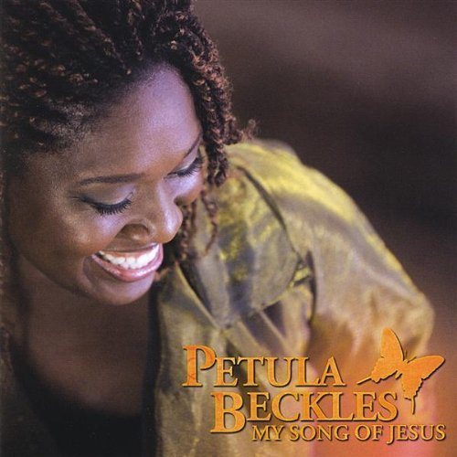 Petula Beckles My Song Of Jesus